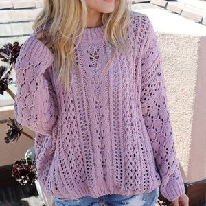 Sweaters - Amelia Sweater. Almost sold out on our website!!!